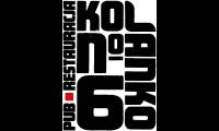 Logotyp Kolanko. Pub, Restauracja.