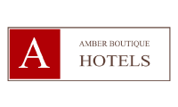 Logotyp Amber Boutique Hotels.