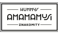 Logotyp Hummus Amamamusi.