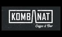 Logotyp Kombinat Coffee & Bar.