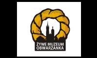 Logotyp Żywe Muzeum Obwarzanka.