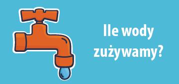 Przejście do strony Ile wody zużywamy?