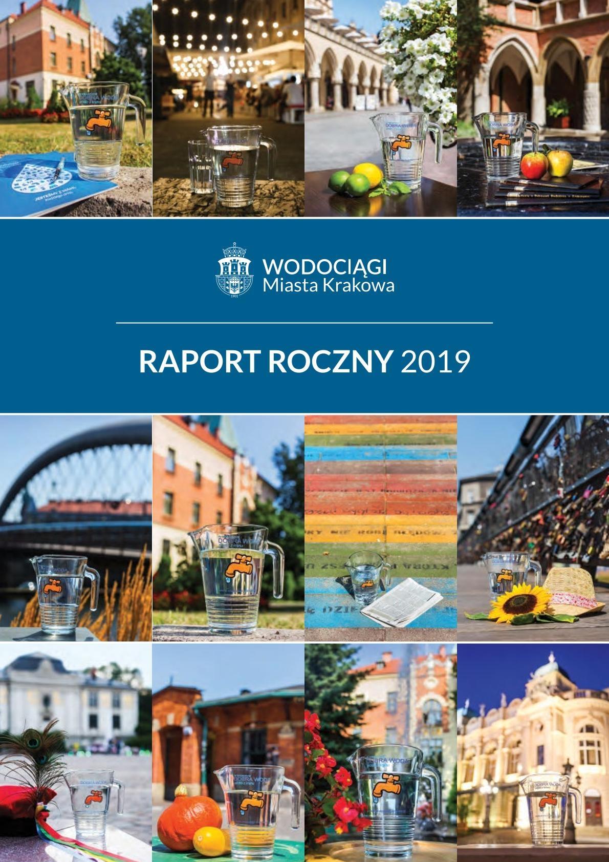 Tytuł: Zobacz raport roczny - 2019 - poszczególne strony dostępne tylko po kliknieciu na link