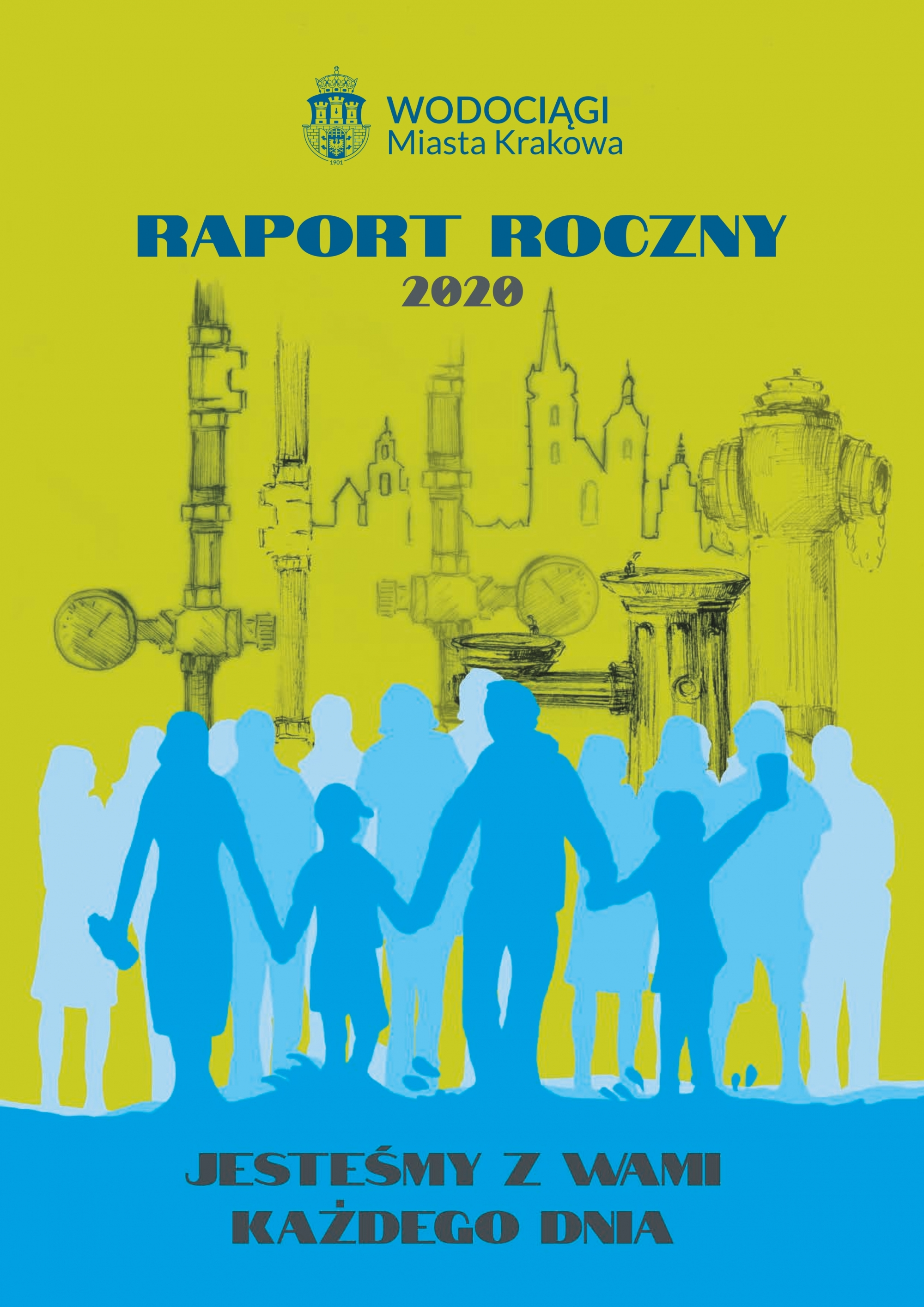 Tytuł: Zobacz raport roczny - 2020 - poszczególne strony dostępne tylko po kliknieciu na link