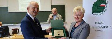 50. Ekodebata i podziękowanie dla Wodociągów Miasta Krakowa