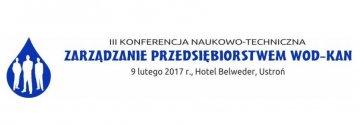 """Wodociągi Krakowskie na III Konferencji  """"Zarządzanie Przedsiębiorstwem WOD-KAN""""."""