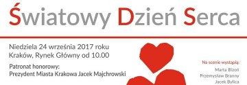 Wodociągi Krakowskie na Światowym Dniu Serca