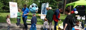 Wodociągi Miasta Krakowa na Dniu Otwartym Sanepidu