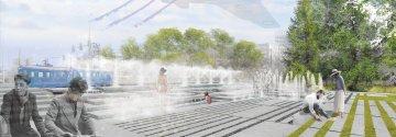 W  Parku Lotników Polskich uruchamiamy fontannę