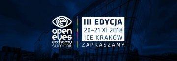 Dobra woda prosto z kranu na kongresie Open Eyes Economy Summit 2018